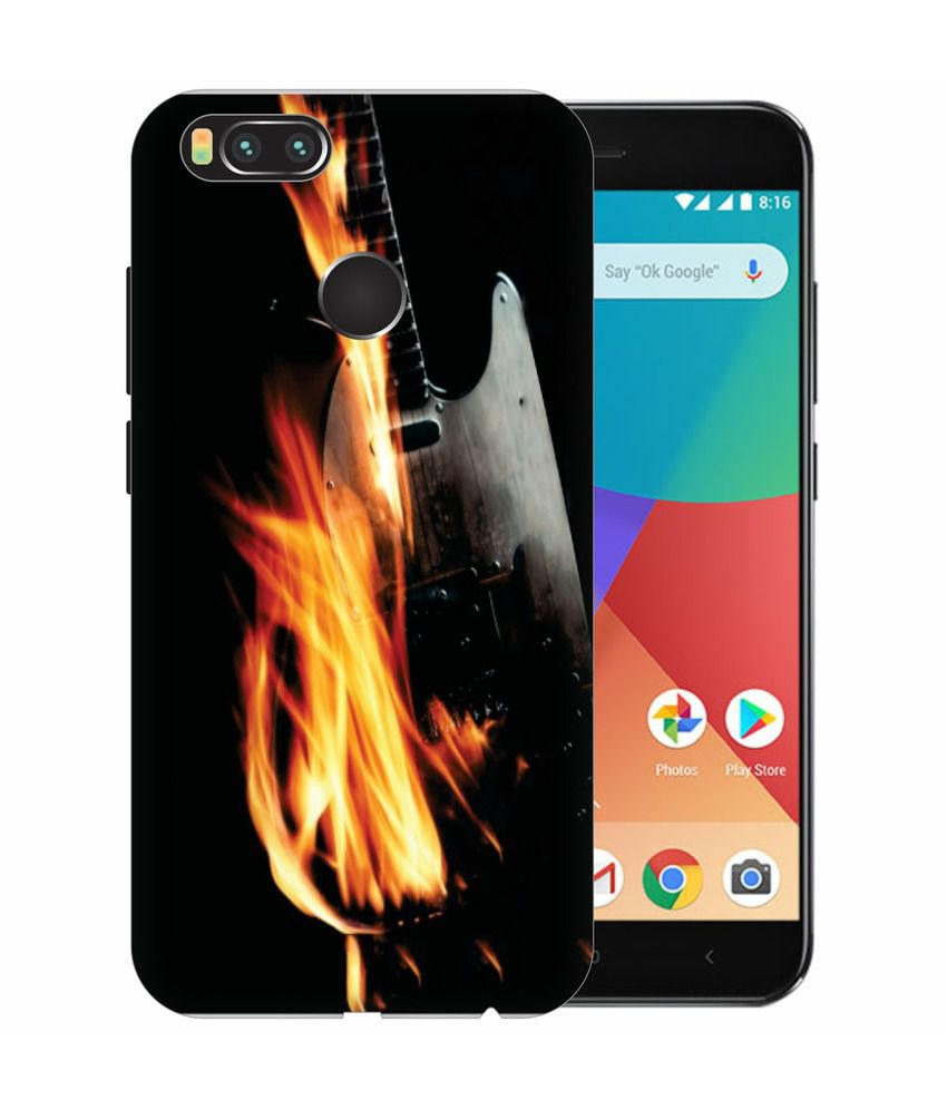 Xiaomi Mi A1 3D Back Covers By Printland