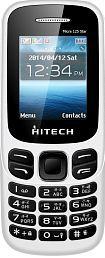 Hitech White Micra 125 Star 35 MB