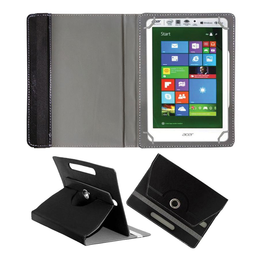 Acer Iconia Tab 8 W1-810 Flip Cover By Fastway Black