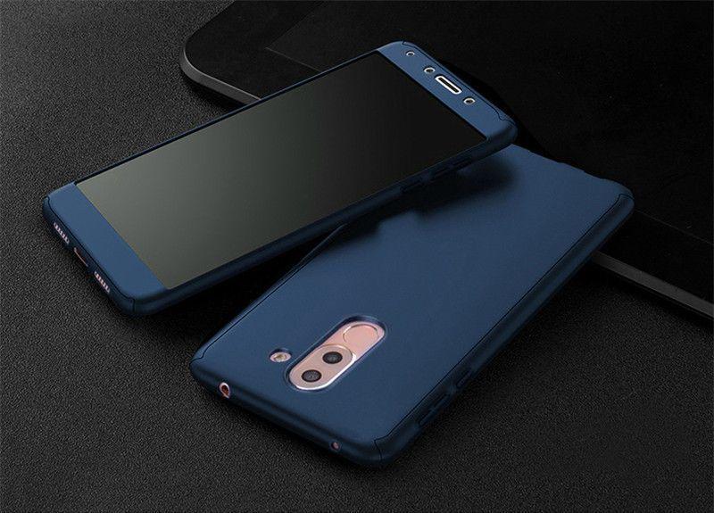 new product 480b2 4664f Lenovo K8 Note Bumper Cases Ipaky - Blue