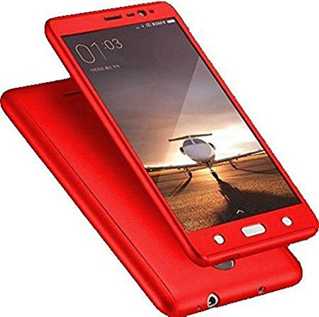 online retailer 68907 bfa16 Nokia 5 Bumper Cases Ipaky - Red