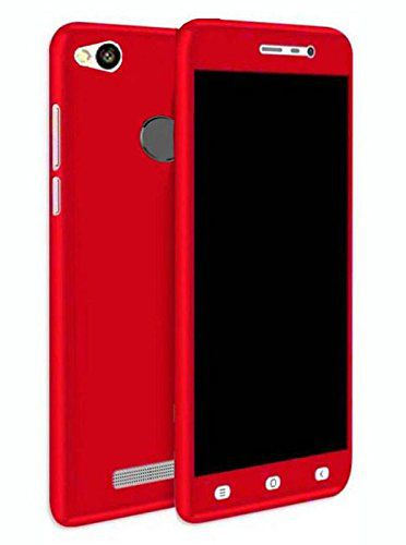 best authentic 21bd7 799c5 Xiaomi Redmi Y1 Lite Bumper Cases Ipaky - Red