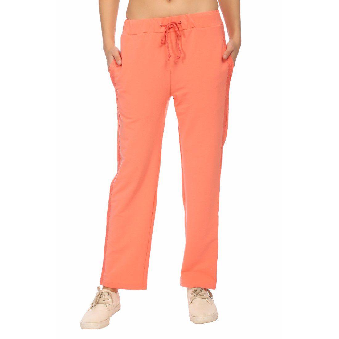 Taaruush Looper Knit Pajamas - Peach
