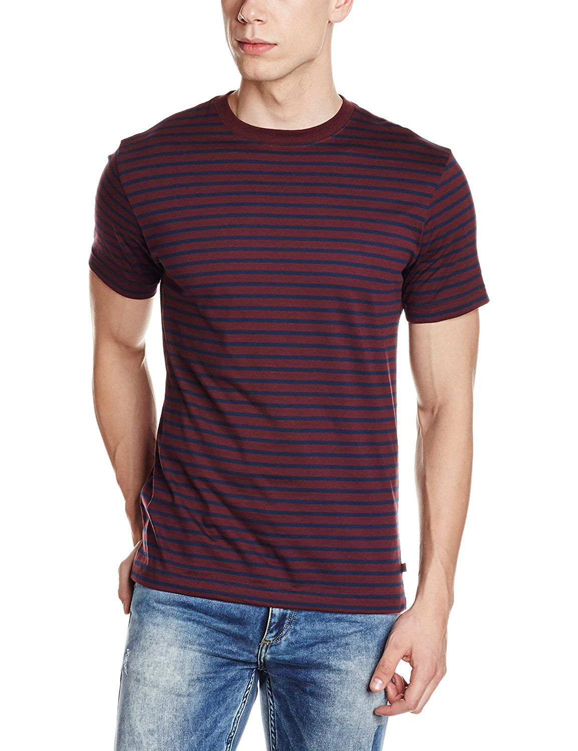 Jockey International Brown Round T-Shirt Pack of 1