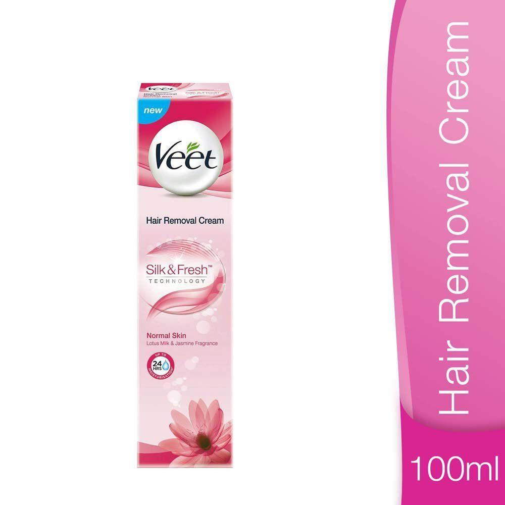 Veet Normal Skin Hair Removal Cream 100 Gm Pack Of 3 Buy Veet