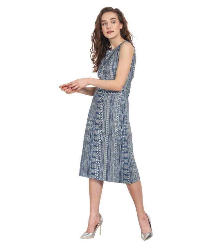 Soie Cotton Multi Color Dresses