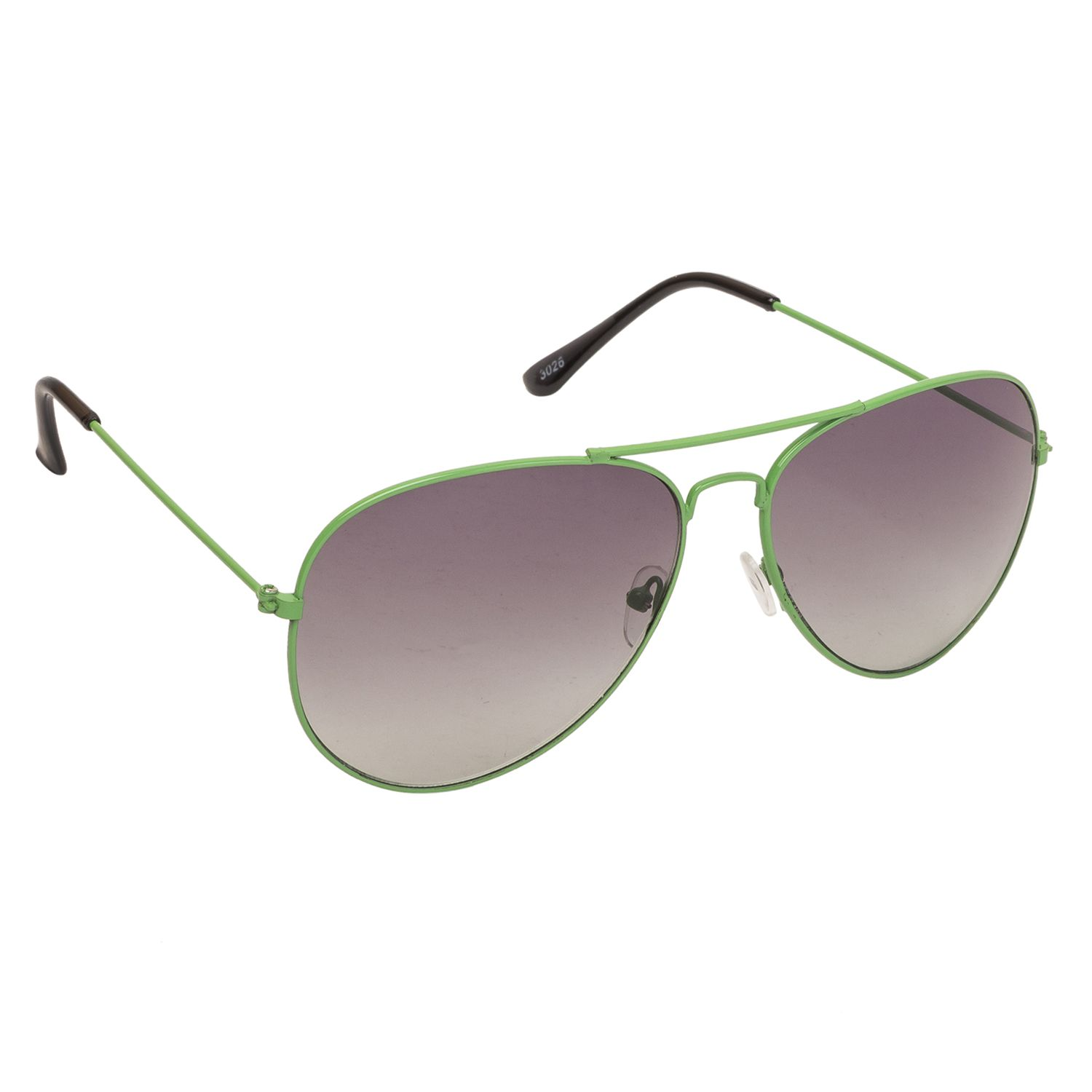 Arzonai Black Aviator Sunglasses ( MA-007-S5 )