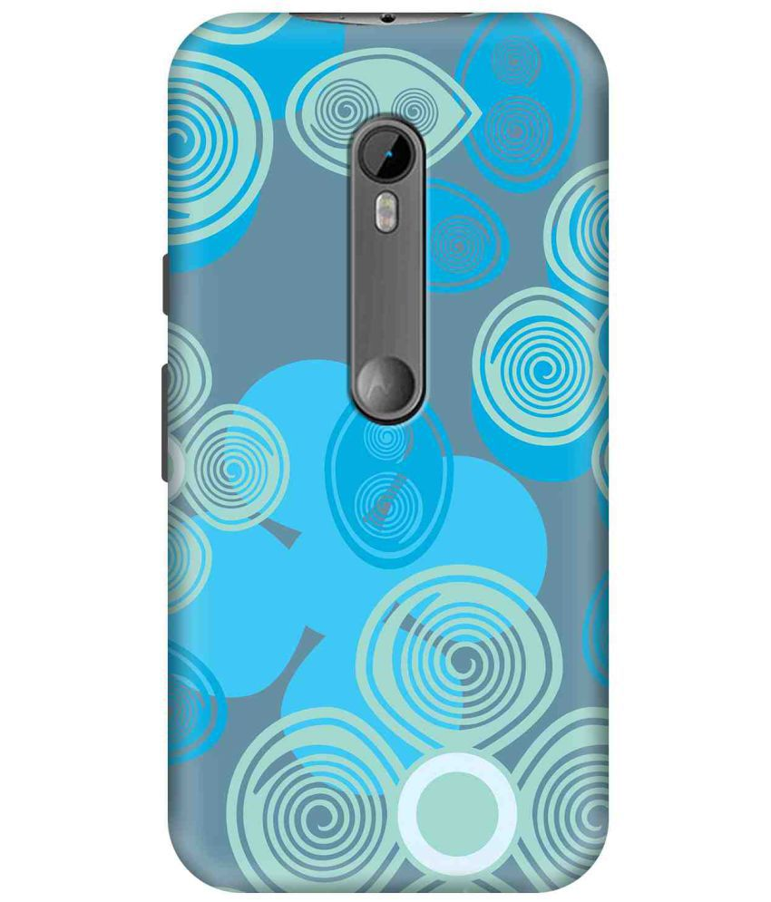 Motorola Moto G Turbo Edition 3D Back Covers By WOW