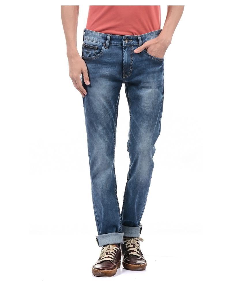 Pepe Jeans Blue Regular Fit Jeans