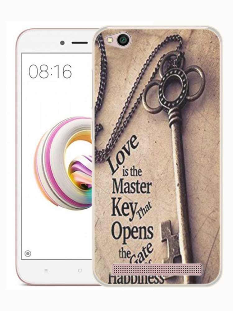 online store 76b12 1d138 Xiaomi Redmi 5A Printed Cover By Mintzz