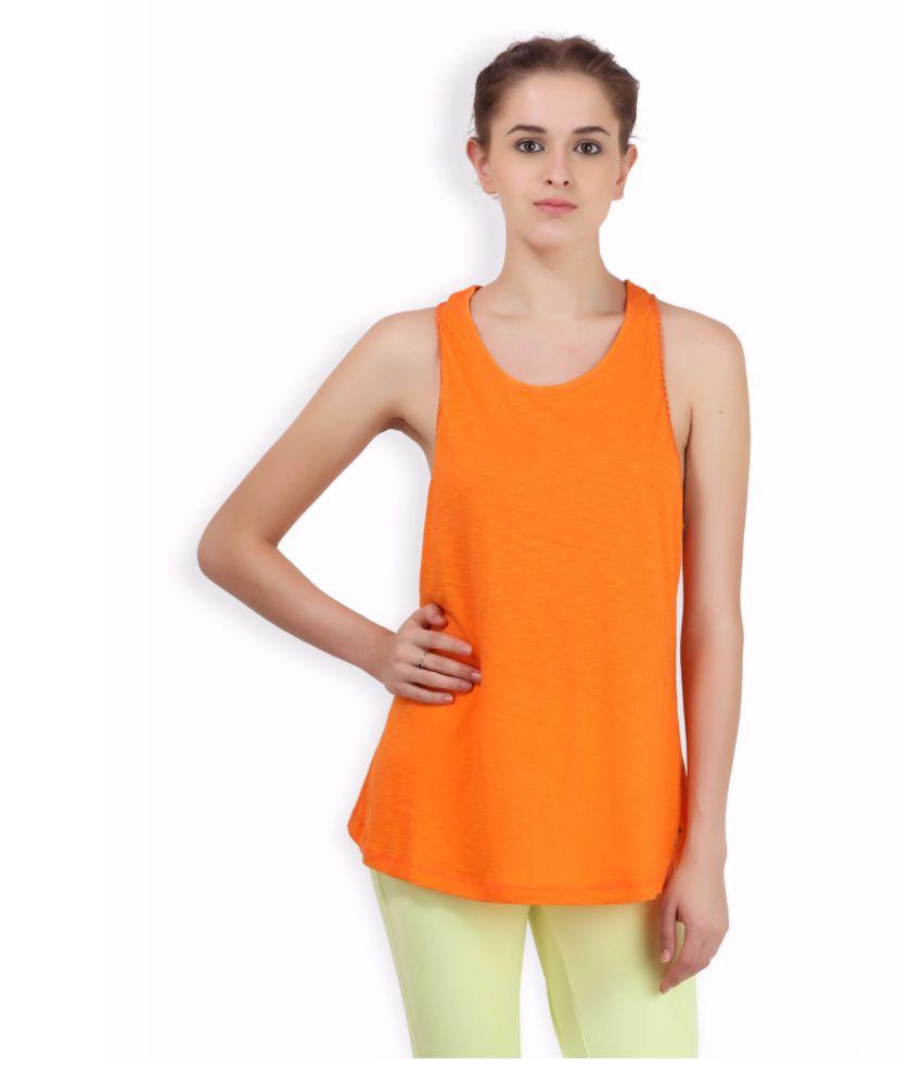 Alcis Women Orange Top