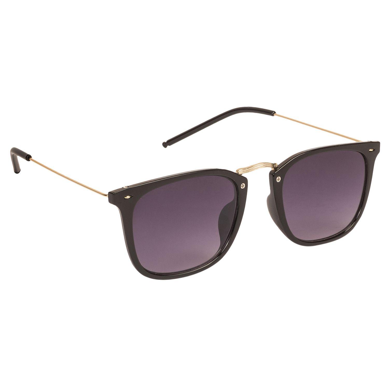 Arzonai Black Wayfarer Sunglasses ( MA-069-S2 )