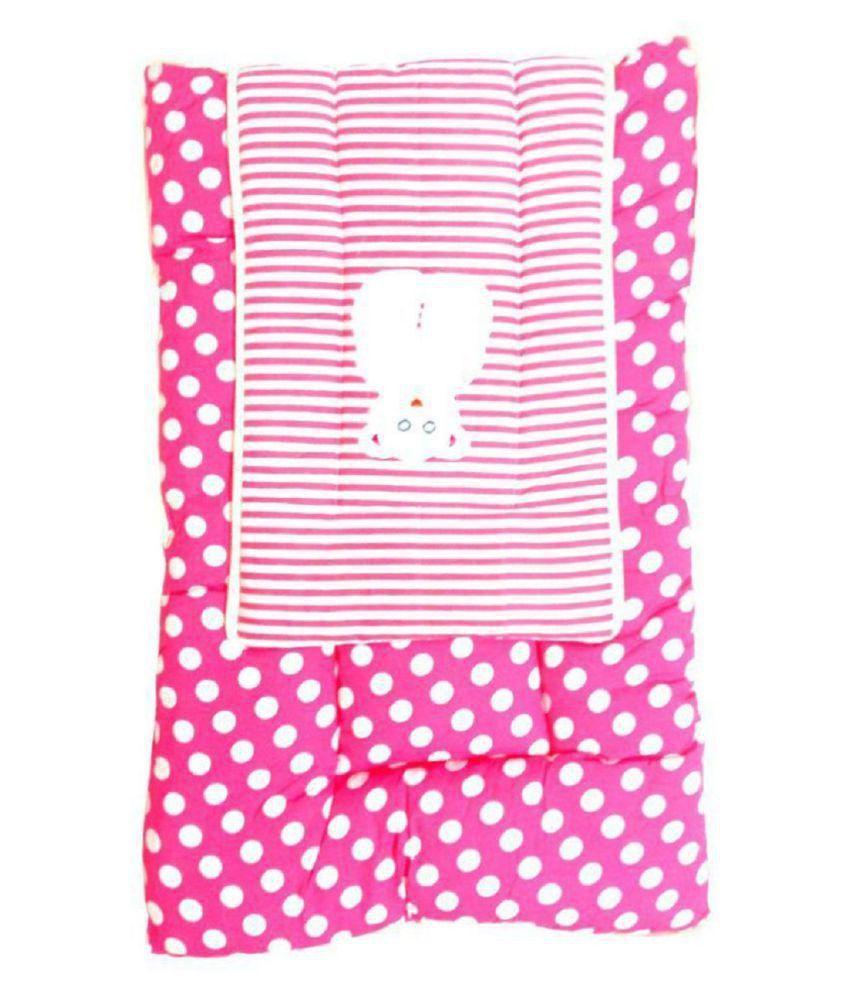 SpringLoom Multi-Colour Cotton Sleeping Bags ( 75 cm × 49 cm)