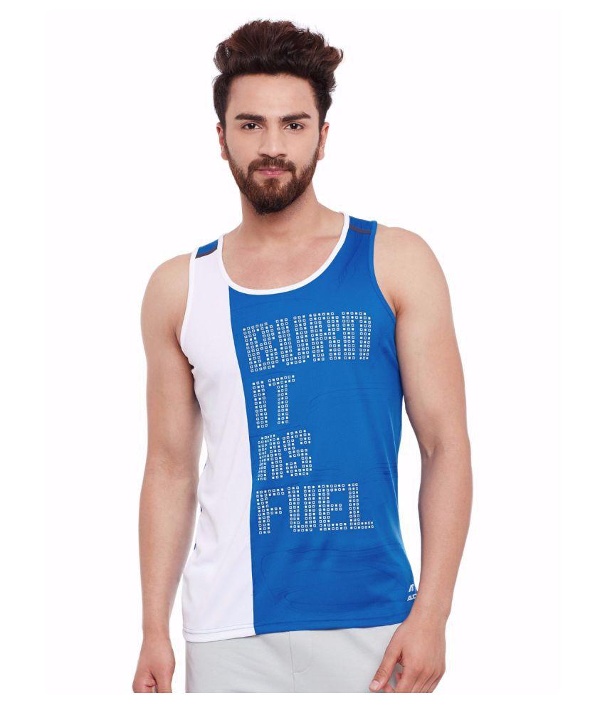 Alcis Men Blue Fuel Tank