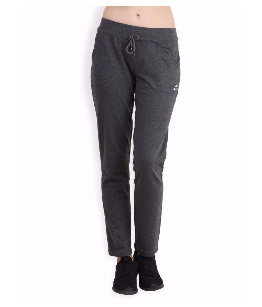 Alcis Women Grey Yoga Pants