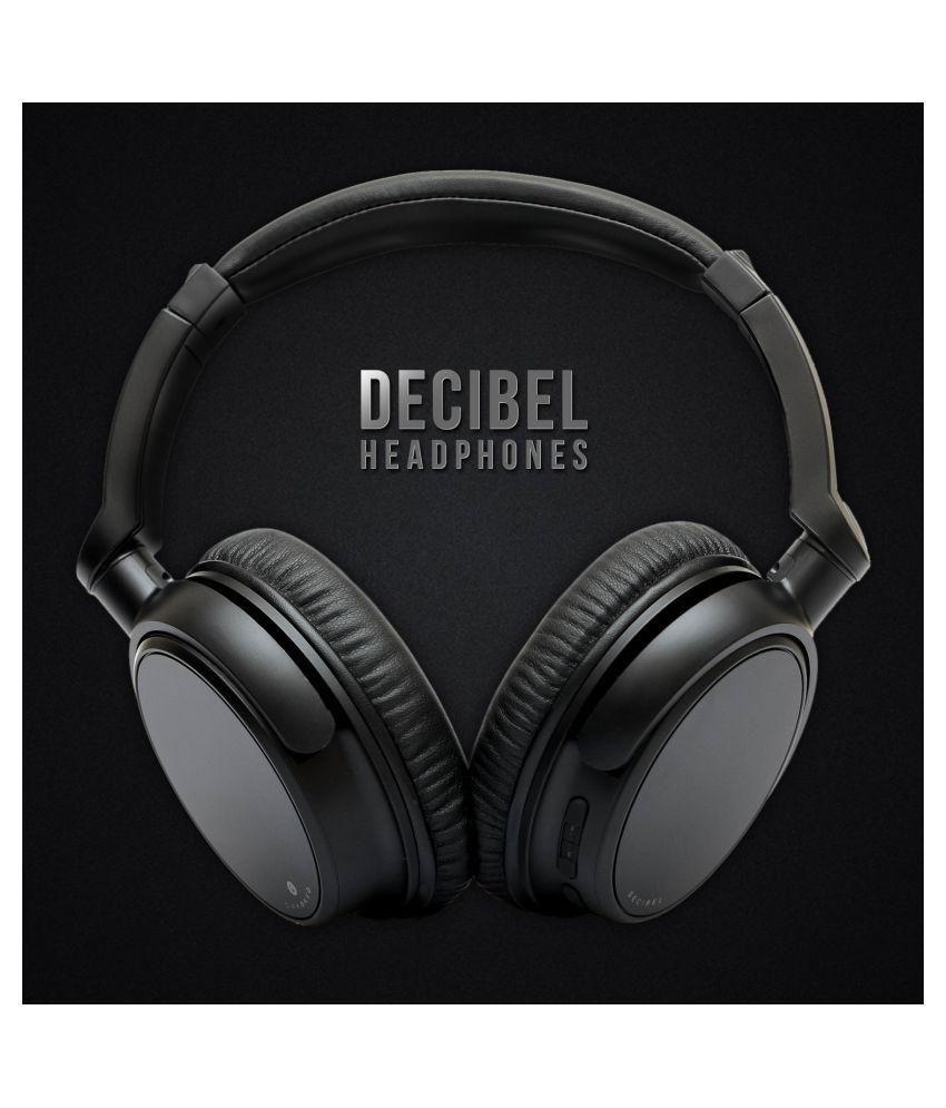 Chkokko Decibel Over Ear Wireless Headphones With Mic