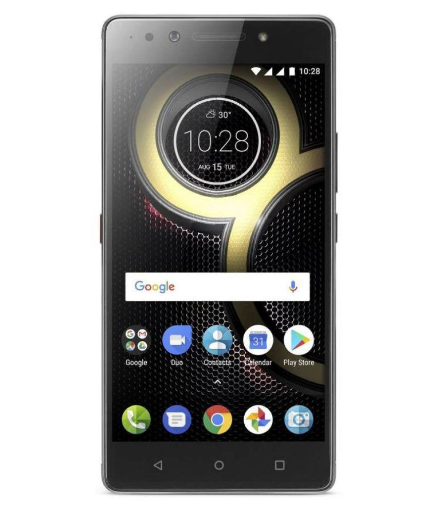 Lenovo Venom Black K8 Note 4gb 64gb