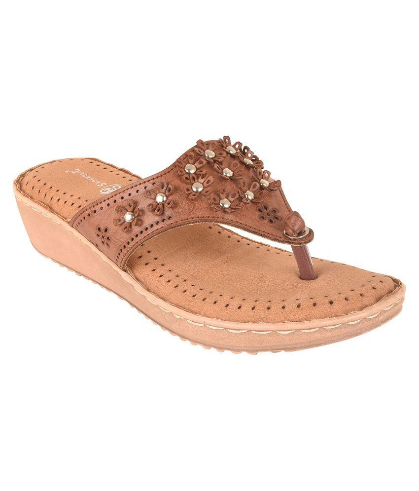 Shoeholic Beige Slippers
