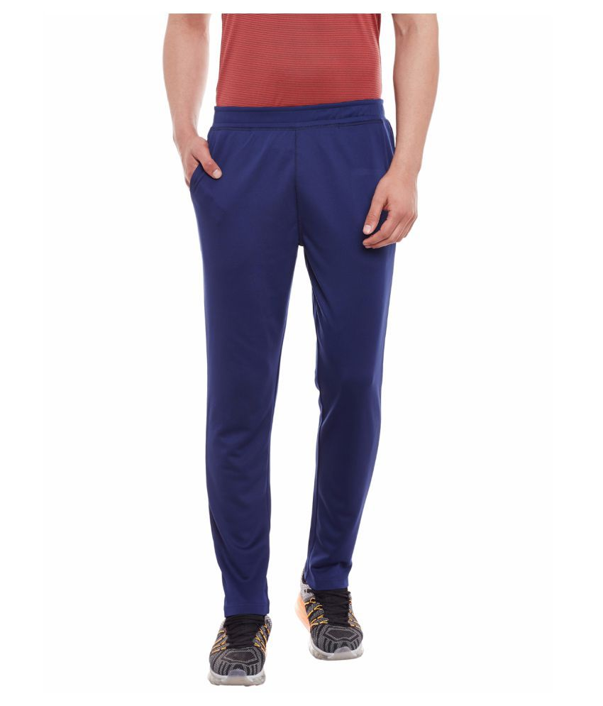 Alcis Mens Blue Trackpant