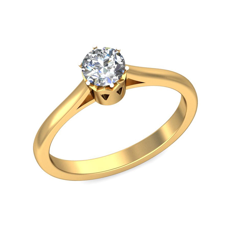 Avnni By Nakshatra 18k Gold Ring