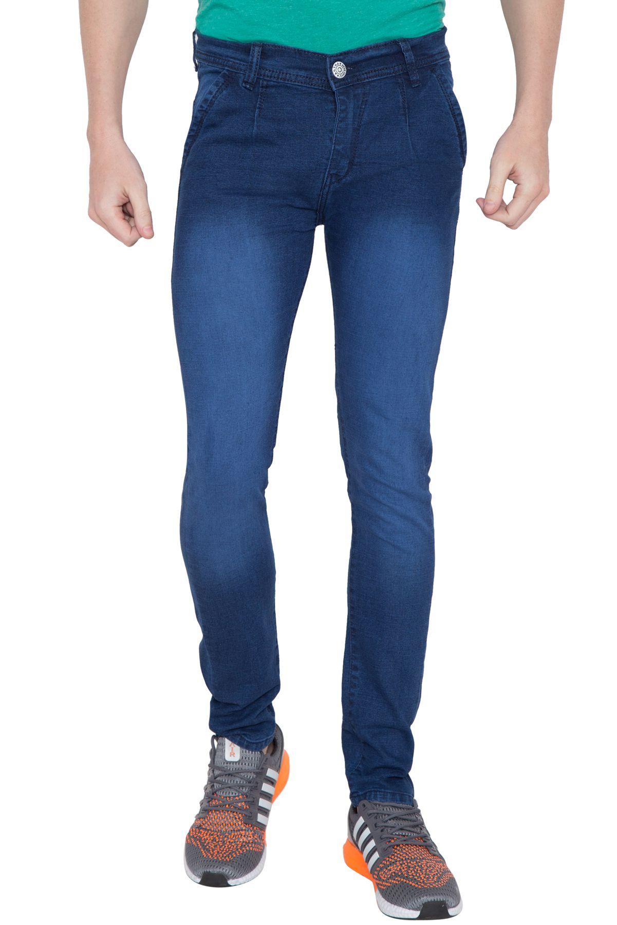 You Fashion Blue Slim Jeans