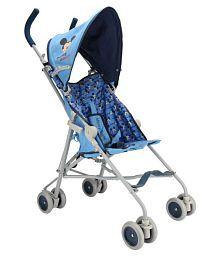 Trucare Disney Mickey Baby Stroller B-10 (Blue)