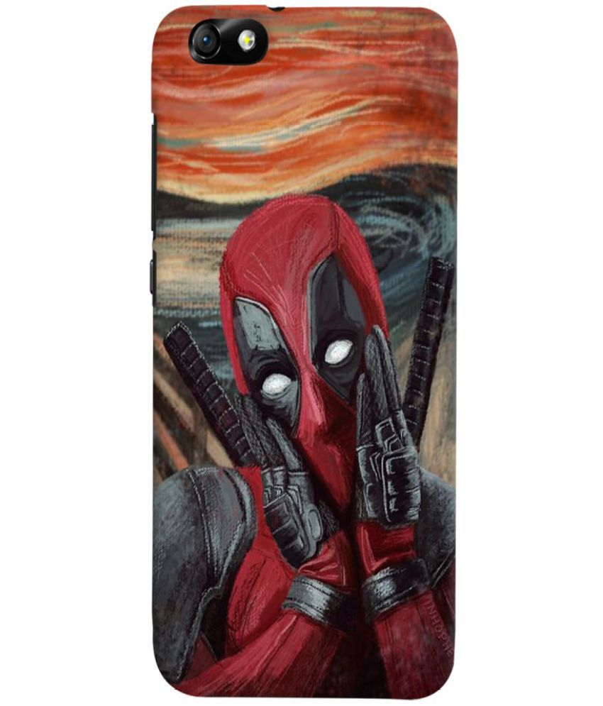 Huawei Honor 4X Printed Cover By Case King