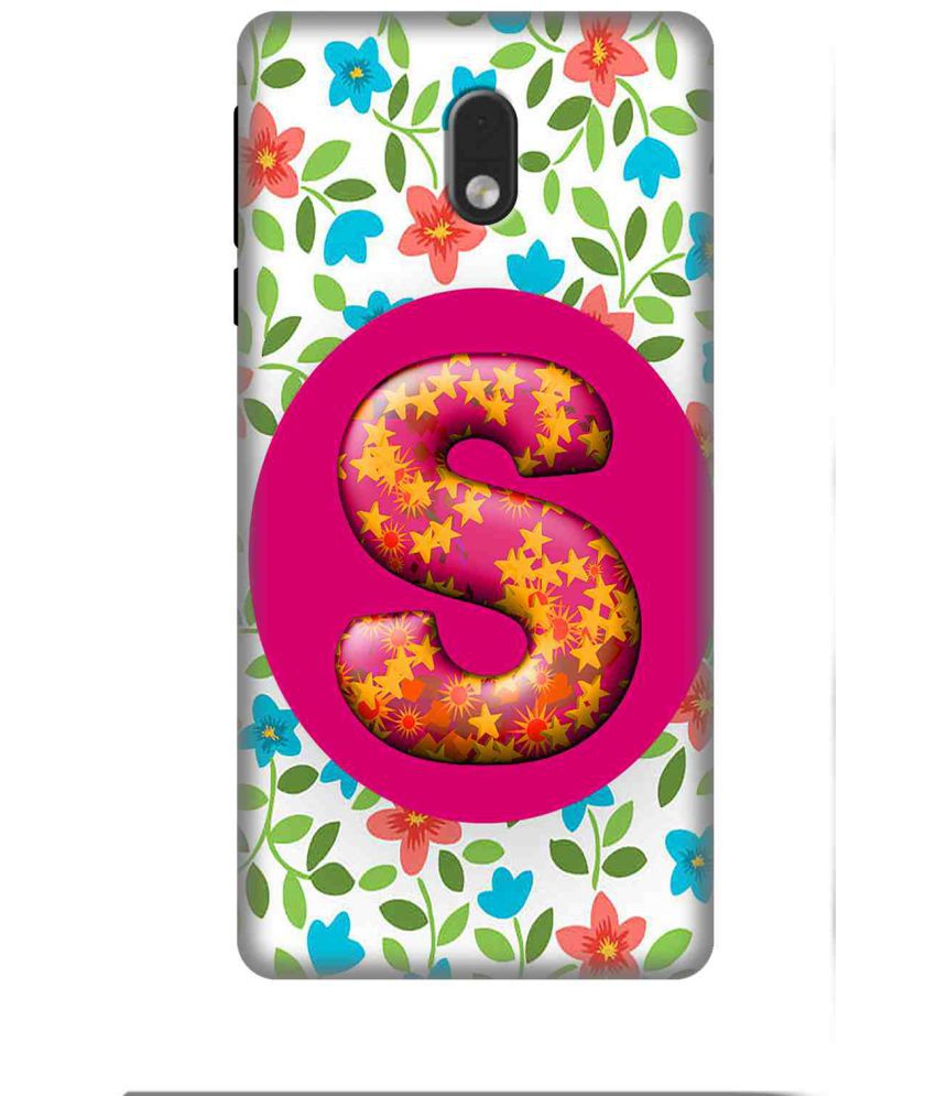 Nokia 3 3D Back Covers By Wow