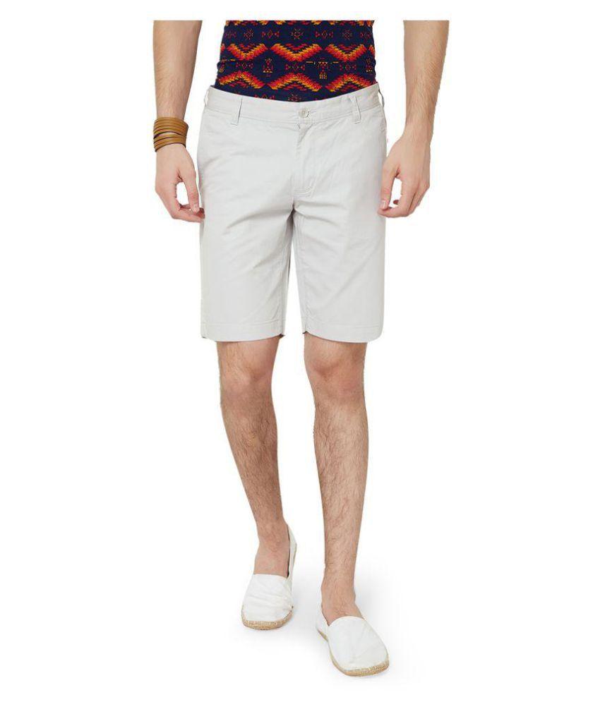 Hammock Grey Shorts