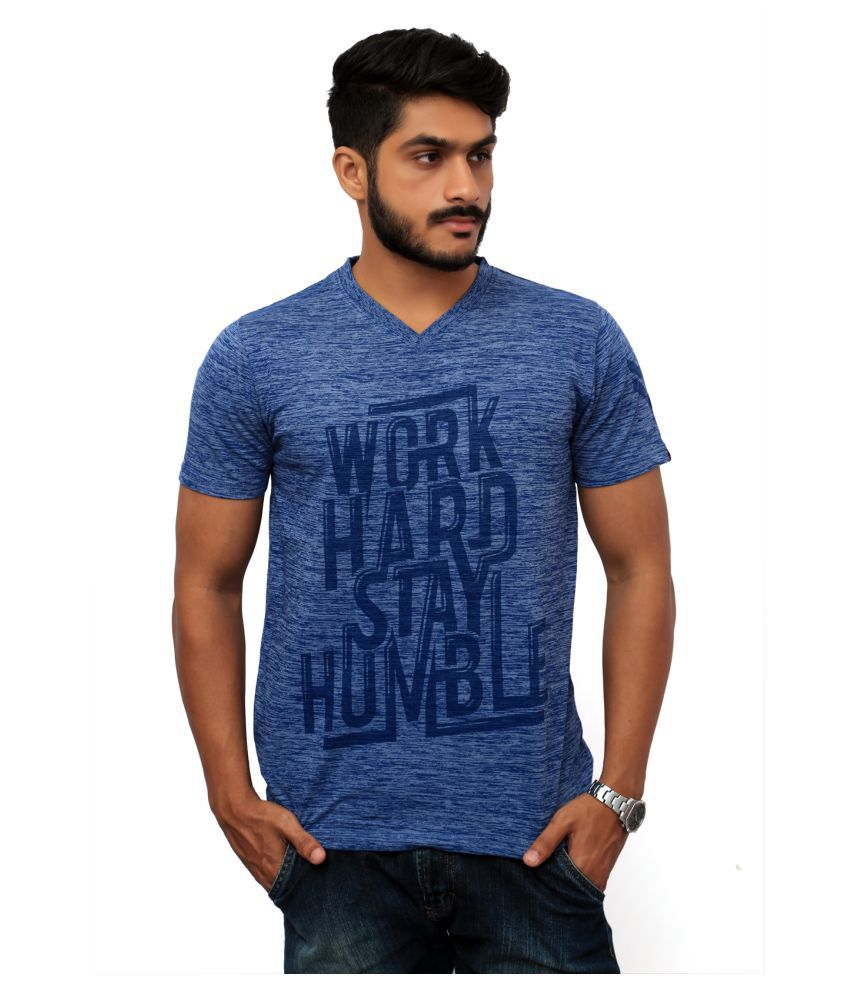 Planet 69 Multi V-Neck T-Shirt Pack of 1