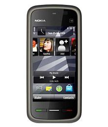 Nokia Black 5233 64 MB