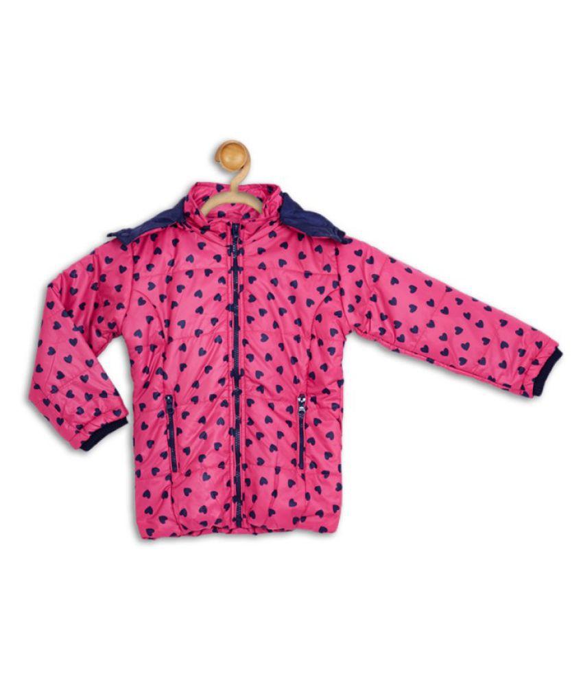 612 League Pink Girls Sweatshirt