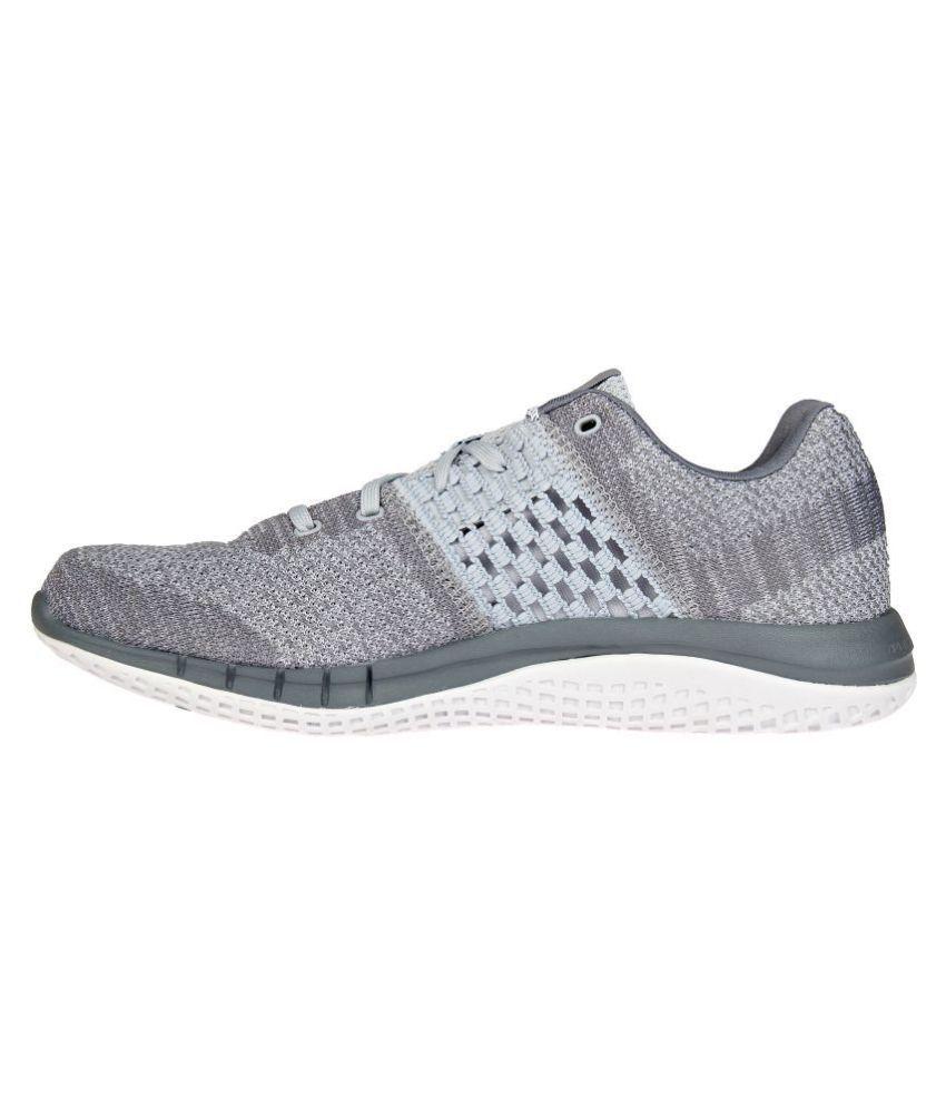 Reebok ZPRINT RUN CLEAN ULTK Gray Running Shoes - Buy Reebok ZPRINT ... 16bdcfd7f