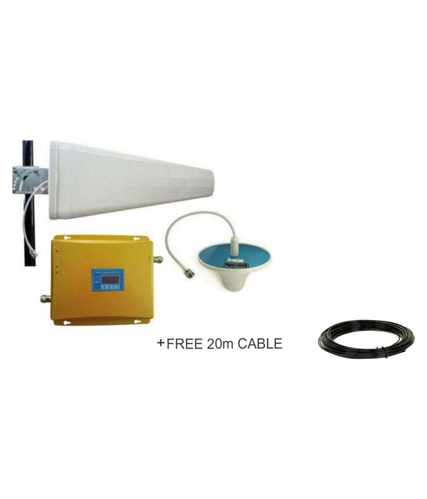 ANIMATE 2G +3G Mobile Signal Booster 1600 3G Router 3200 3G