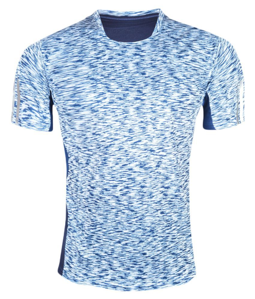 Roy Sports Multi Round T-Shirt