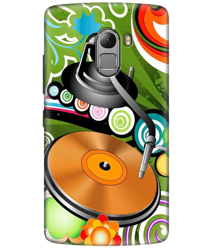 Lenovo A7010 3D Back Covers By TrilMil