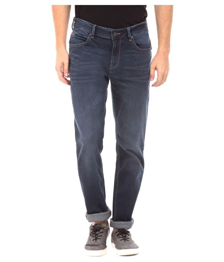 Nautica Dark Blue Slim Jeans