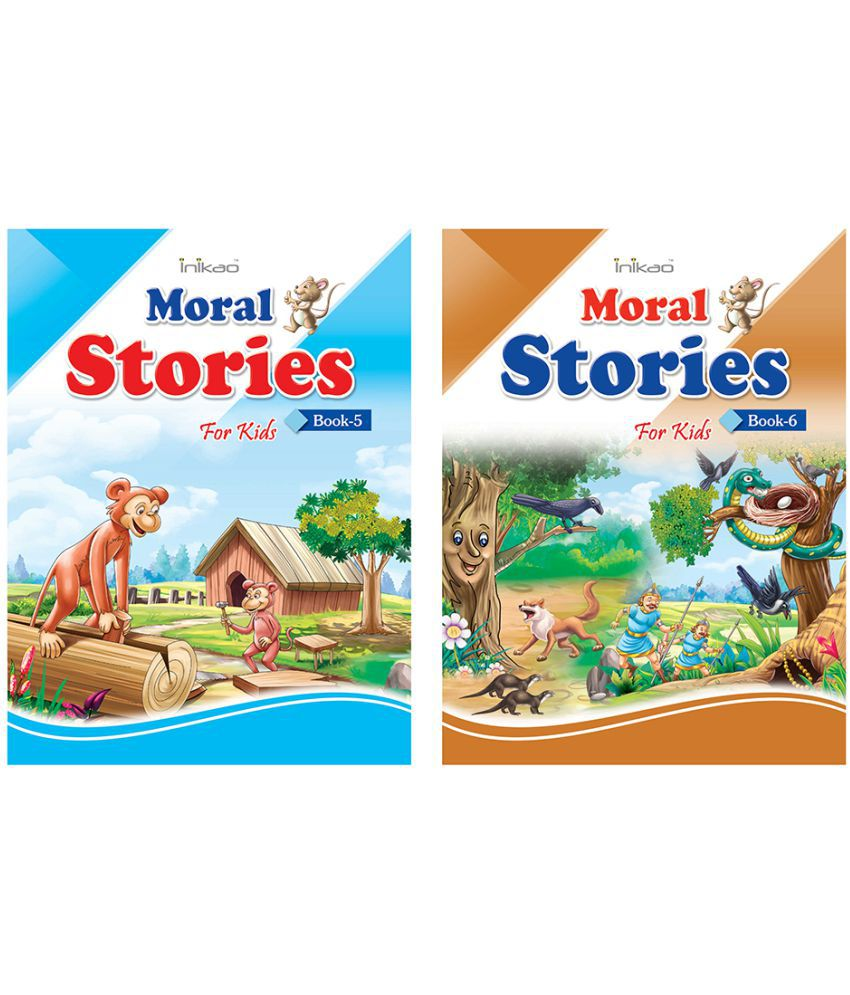 story books moral english stories india