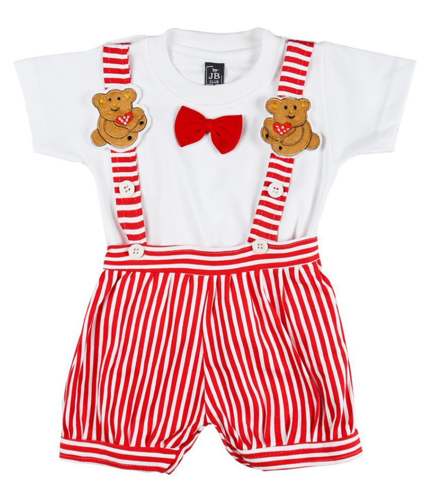 8e612d51925b0 Kids Party Wear Rompers Babasuit winter wear Boys Girls 0 - 6 months Cotton  - Red - Buy Kids Party Wear Rompers Babasuit winter wear Boys Girls 0 - 6  months ...
