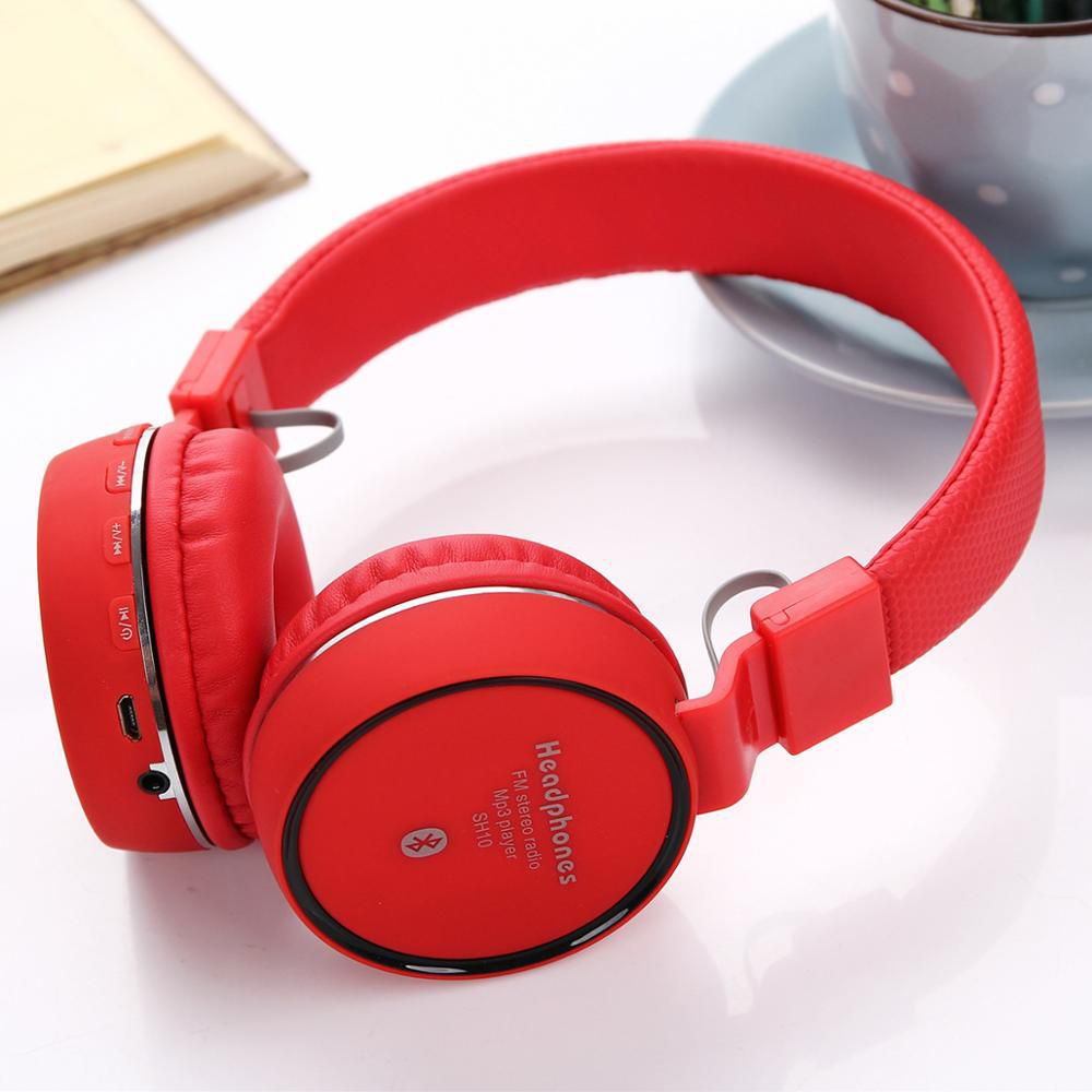 JOKIN MARVEL+ Wireless Bluetooth Headphone Red