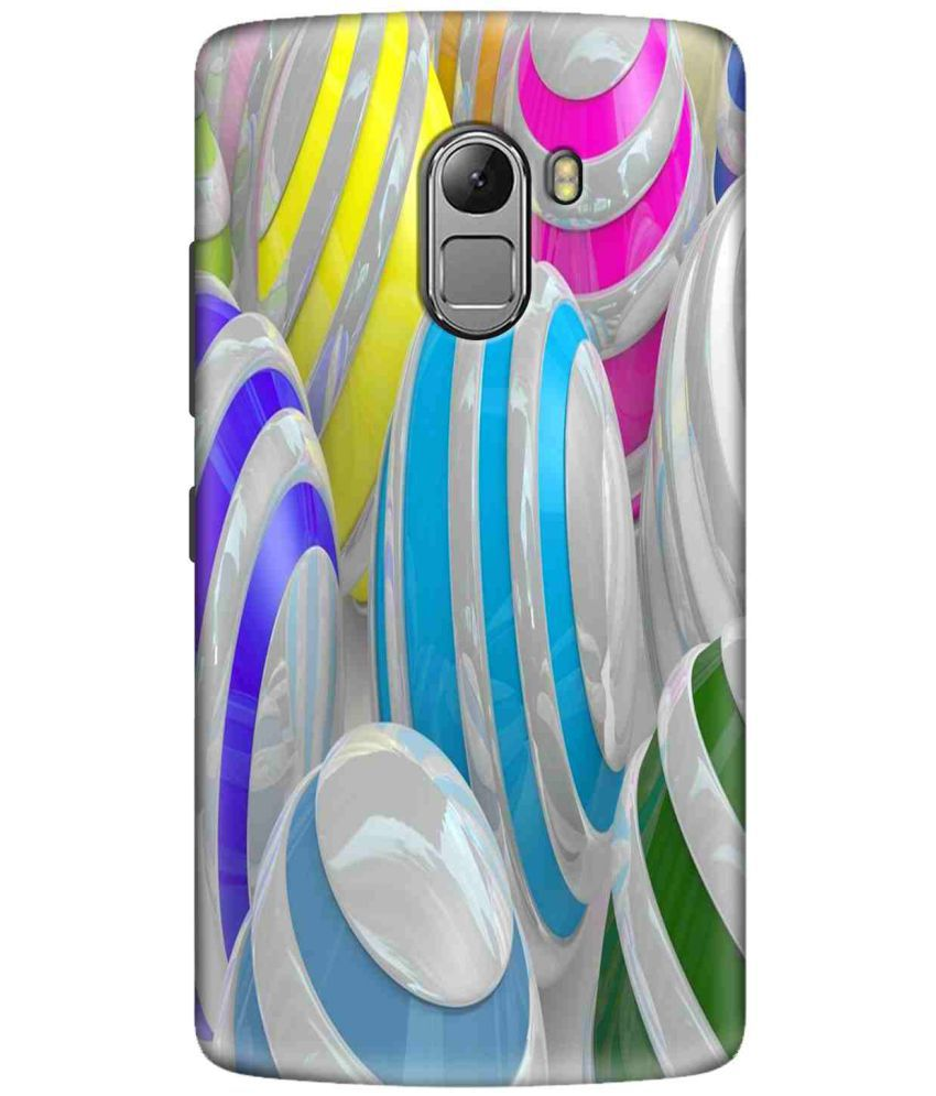 Lenovo K4 Note 3D Back Covers By TrilMil