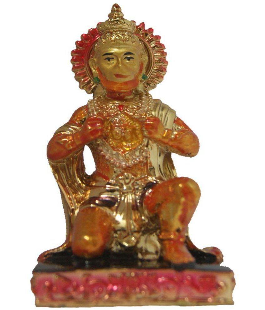 Divya mantra Hanuman Polyresin Idol