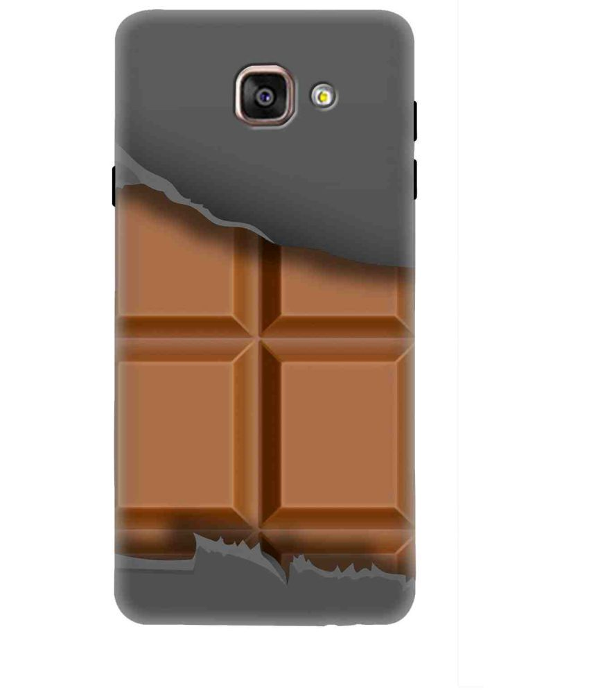 Samsung Galaxy A9 Pro 3D Back Covers By TrilMil