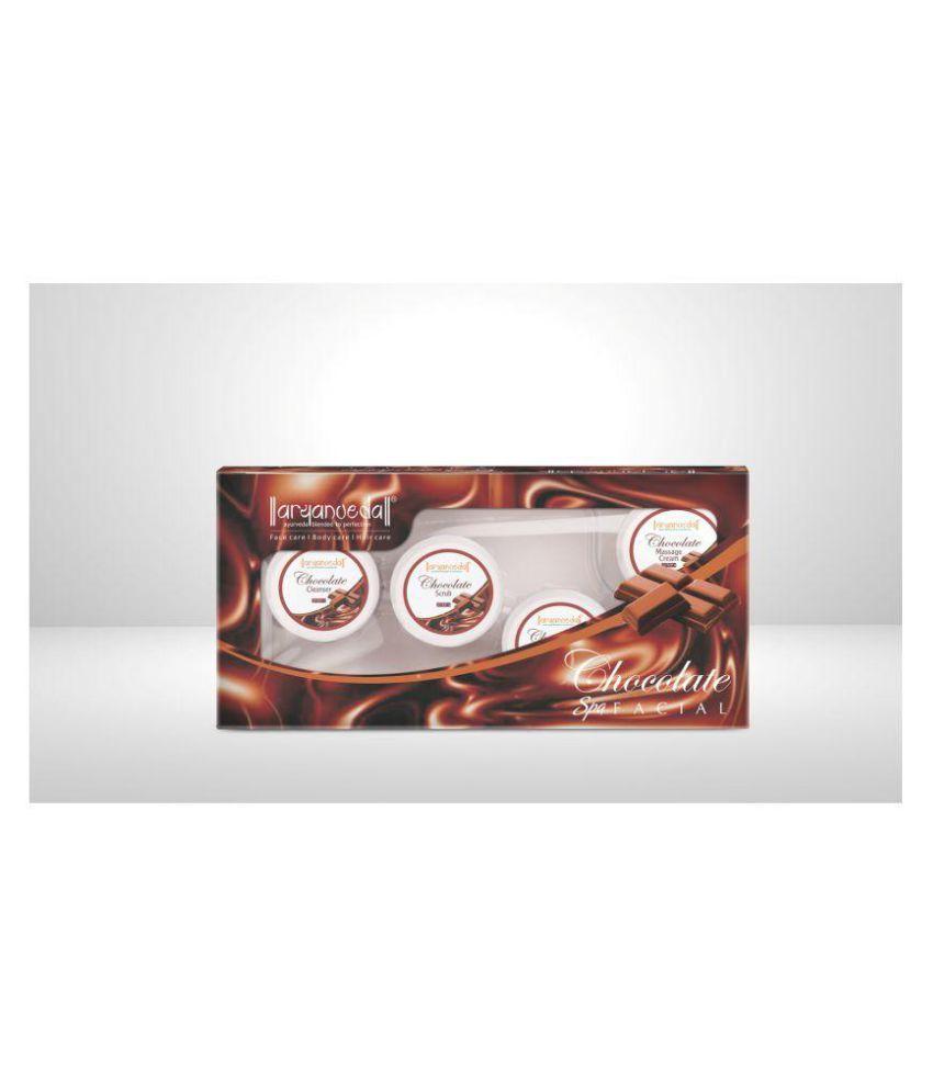 Aryanveda Chocolate Spa Facial Kit 210 gm