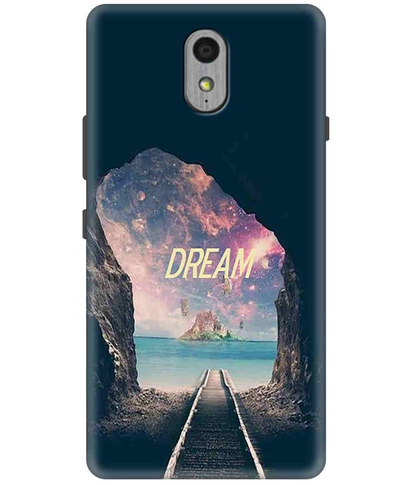 Lenovo Vibe P1M 3D Back Covers By TrilMil
