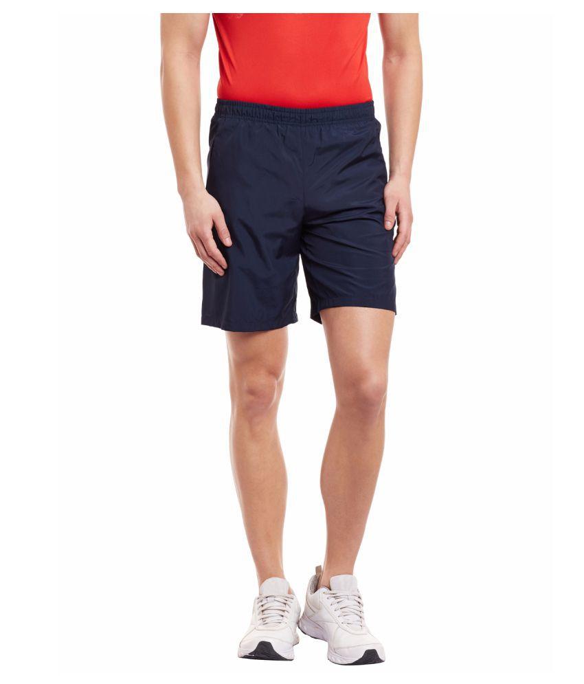 Alcis Mens Grey Shorts