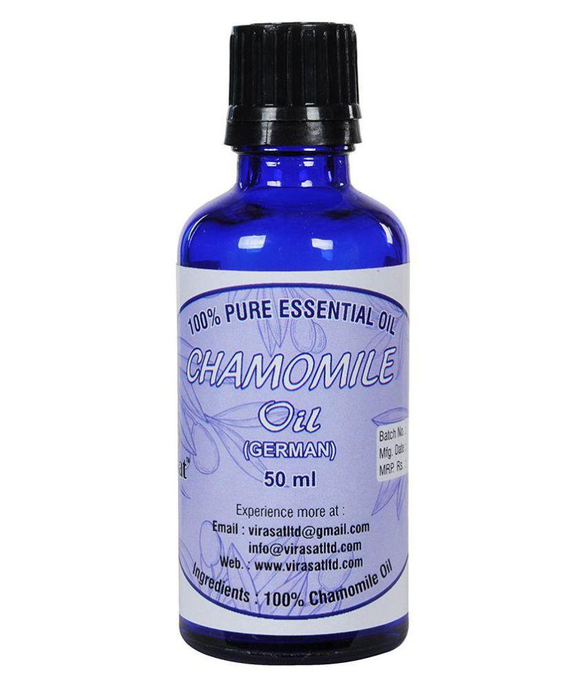 Virasat Chamomile seeds Essential Oil 50 ml