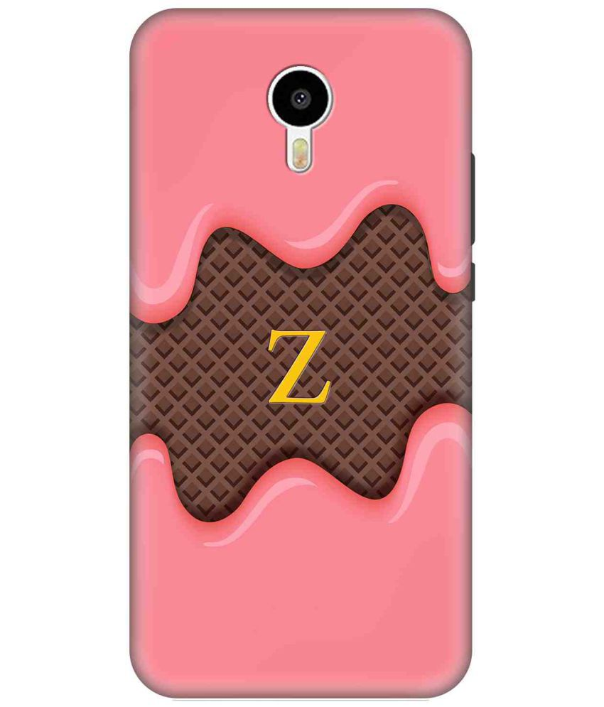 Meizu M3 Note 3D Back Covers By TrilMil