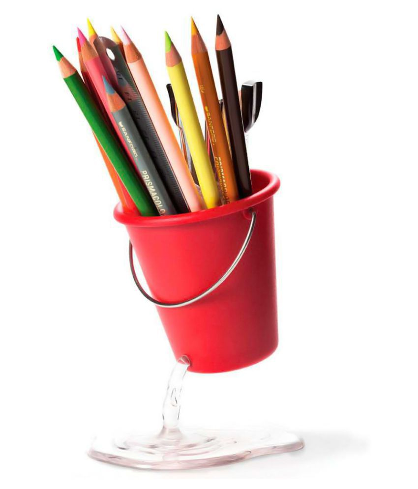 CONNECTWIDE Floating Desk Bucket Stationary