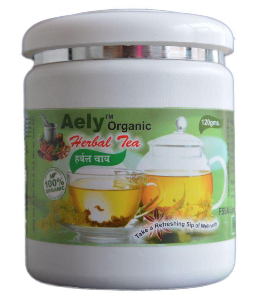 Aely Vedic Deals Tulsi Tea Loose Leaf 360 gm Pack of 3